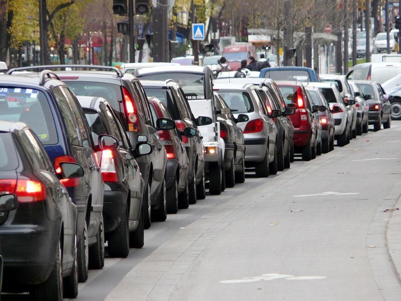 Les taxis en colère venus de toute la France et de l'étranger perturbent le trafic à Toulouse - Photo : franz massard-Fotolia.com