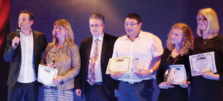 Marne : les lauréats des Trophées des Jeunes Talents du Tourisme 2016