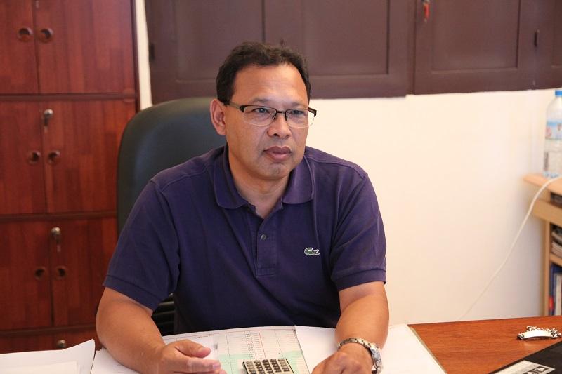 Joël Randriamandranto, président du Conseil d'Administration  de l'Office National du Tourisme de Madagascar - DR