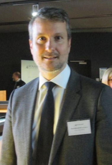 Hervé Bellaïche, DGA commercial et marketing a accueilli près de 300 agents au Grand Aquarium de Paris Trocadero - DR : M.S.