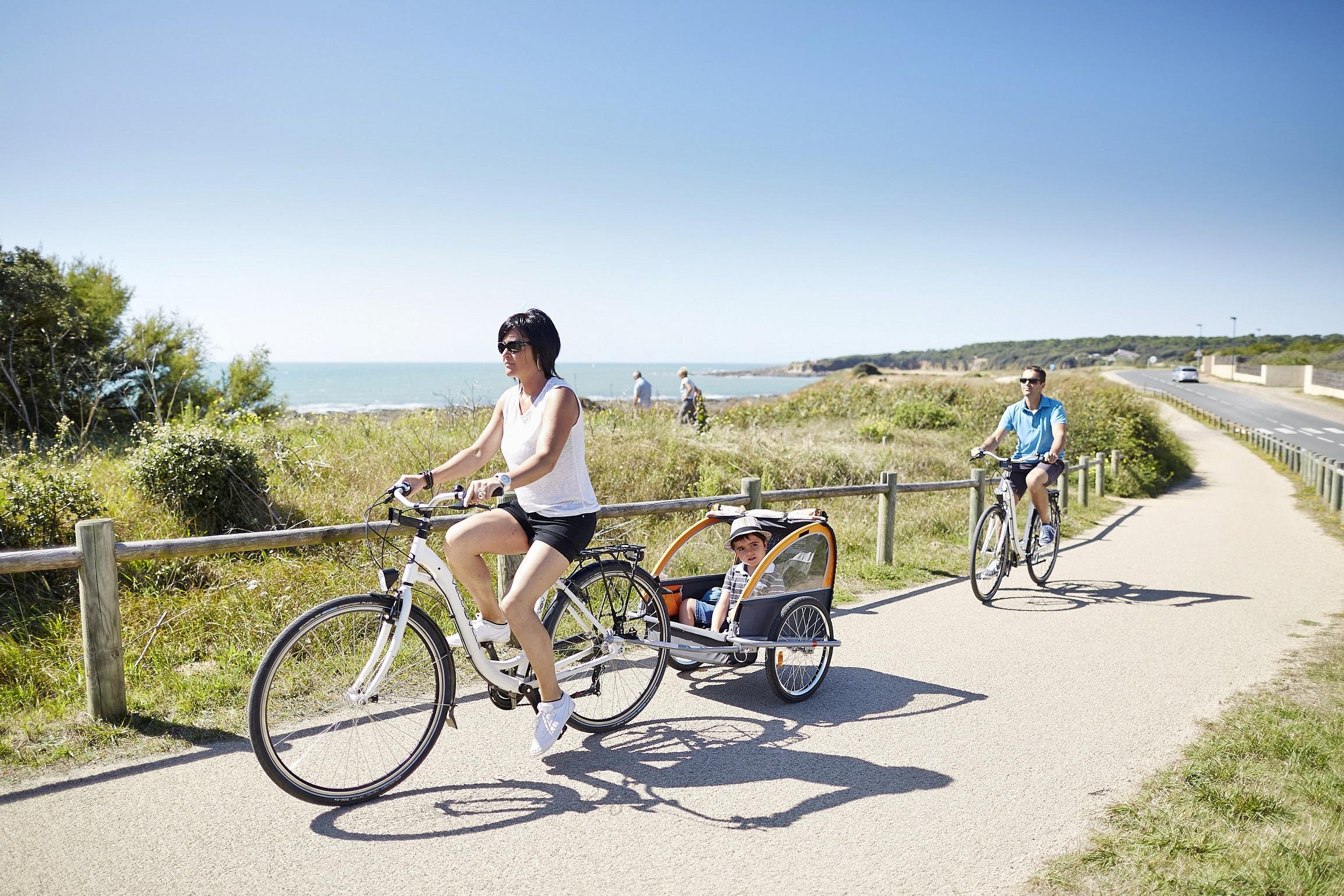 Vélodysée en Vendée (photo: A.Lamoureux)
