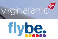 Virgin Atlantic et Flybe signent un accord de code-share
