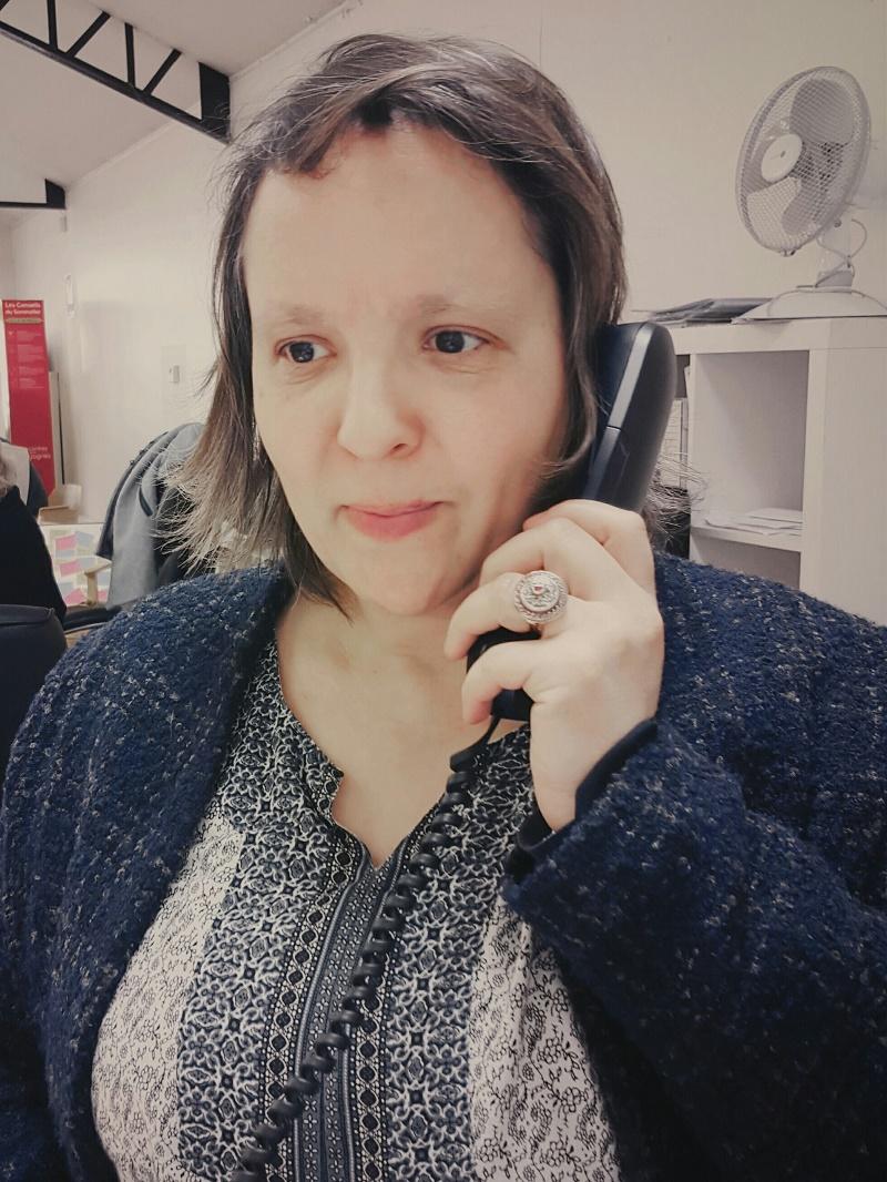 Yasmina Belkadi - DR : Italie & Co