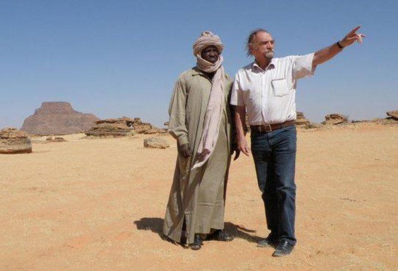 Maurice Freund, l'éternel défenseur du tourisme au Sahel. DR-Maurice Freund.