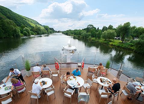DR : Viking River Cruises