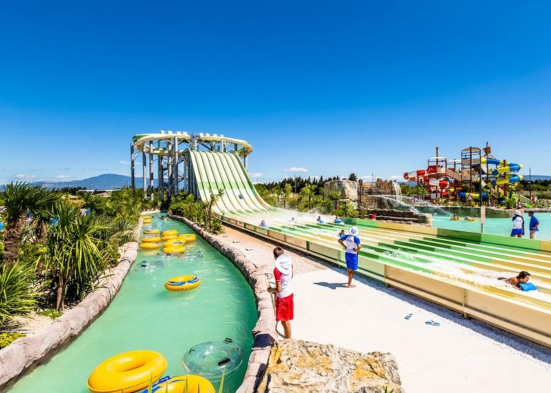 Splashworld Provence attend 350 000 visiteurs entre le 4 juin et le 4 septembre 2016 - DR : Jean-Christophe Bonnici