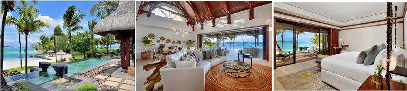 Shangri-La's Le Touessrok Resort & Spa dévoile ses Beach Villas rénovées