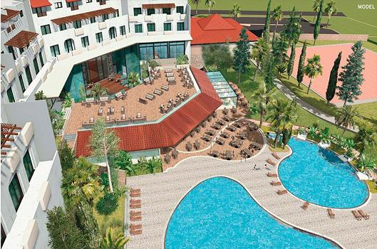 L'hôtel Riu Tikida Beach a été entièrement rénové - Photo : RIU