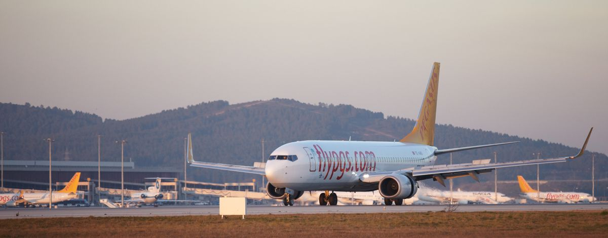 Le trafic de Pegasus Airlines grimpe de 18,6 % au premier trimestre 2016 - Photo : Pegasus Airlines