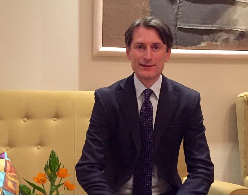 Giancarlo Rizzi est le nouveau directeur général de l'Hotel Savoy, à Florence - DR : Rocco Forte