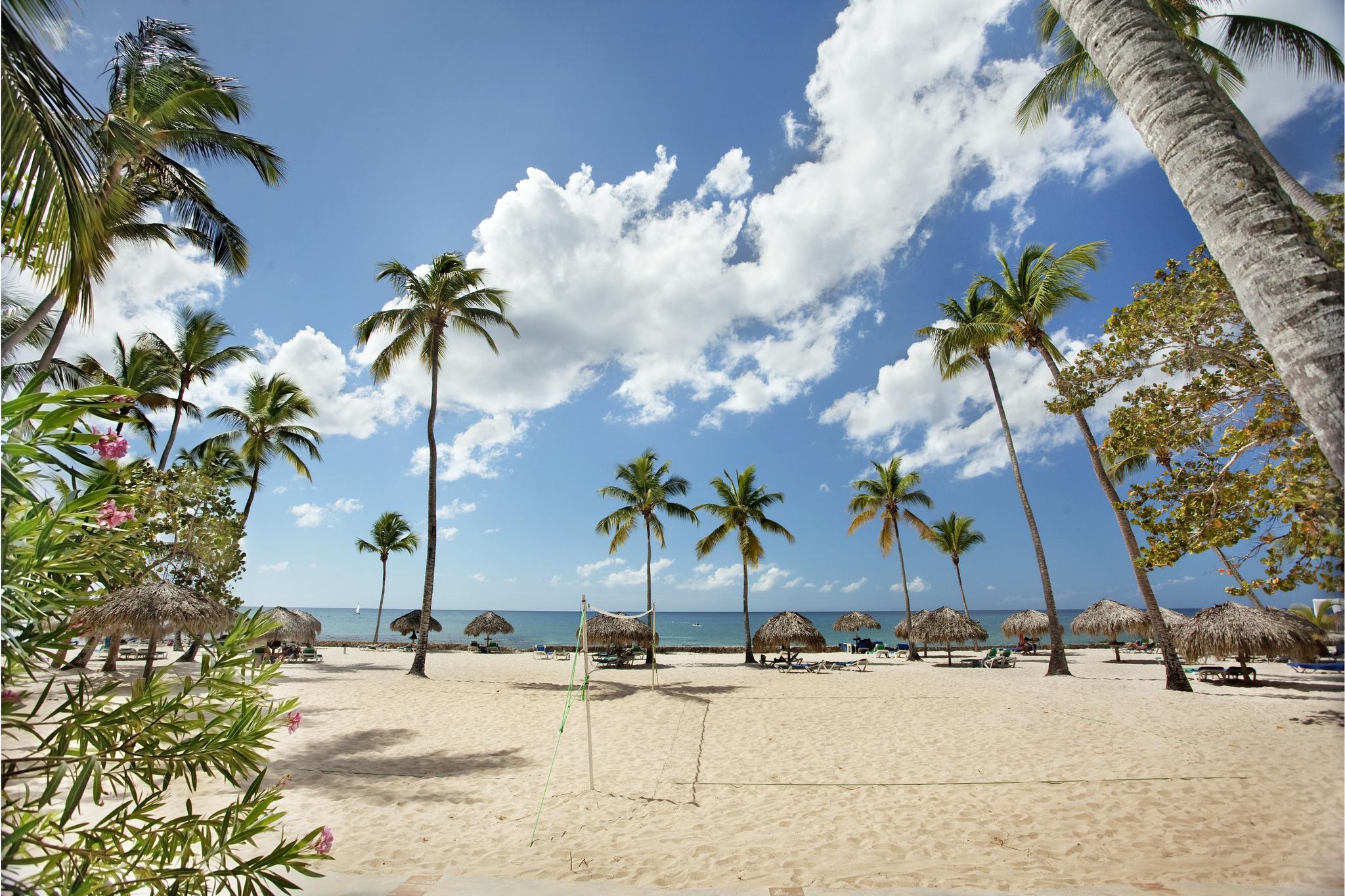 Terrain de Beach volley