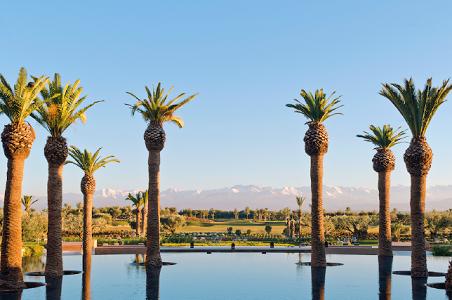 Les agents de voyages peuvent profiter d'un tarif qui leur est dédié au Royal Palm de Marrakech - Photo : Royal Palm Marrakech