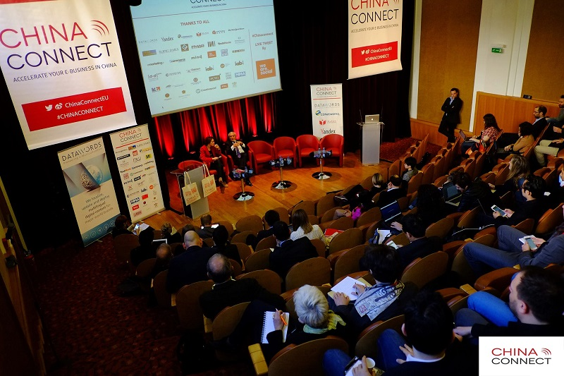 """La 6ème édition de China Connect avec la présence de l'ex Premier Ministre Jean-Pierre Raffarin : """"I do believe in China growth"""" a-t-il déclaré (c) China Connect"""