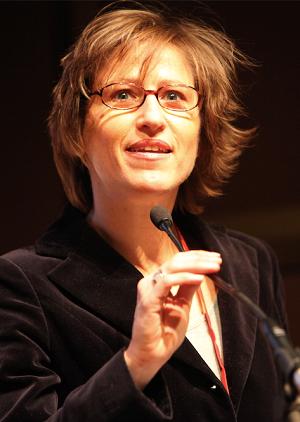 Laure de Carayon, fondatrice et organisatrice de l'événement China Connect
