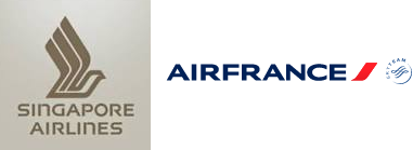 Air France discute avec Singapore Airlines pour un accord commercial