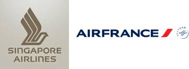 Air France discute avec Singapore Airlines pour un accord commercial