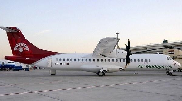 Le ministre du tourisme de Madagascar mise sur la privatisation d'Air Madagascar - Photo : Air Madagascar