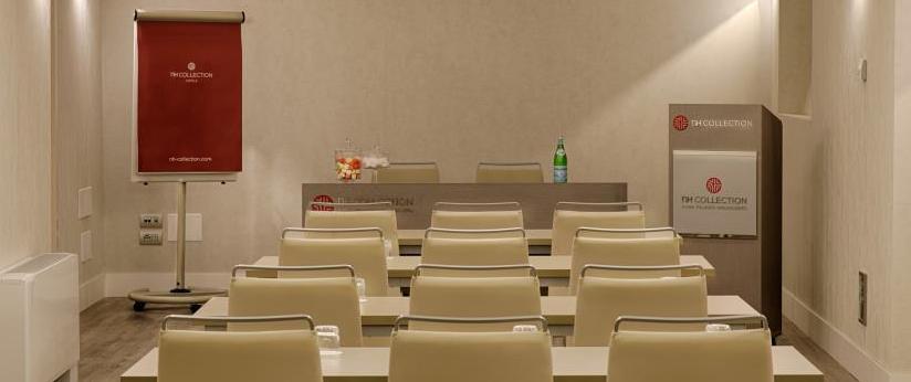 Le NH Collection Palazzo Cinquecento de Rome compte 5 salles de réunion - Photo : NH Hotel Group