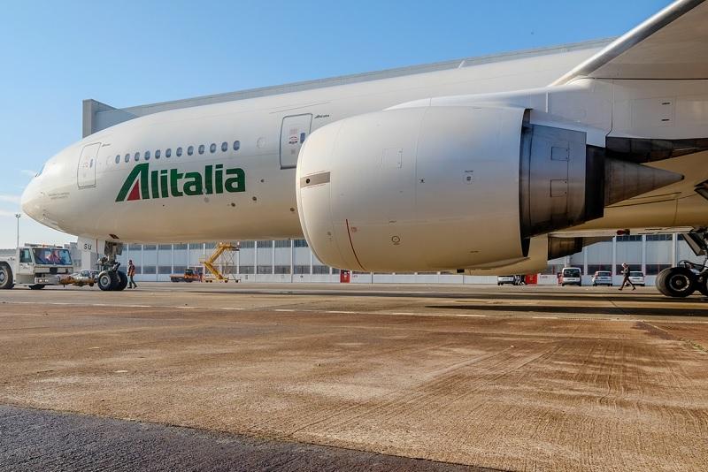 Hausse des fréquences, réorganisation des services, renforcement de l'équipe commerciale : Alitalia passe la vitesse supérieure en 2016 - DR : Alitalia