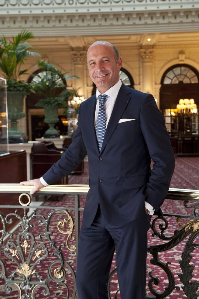 Christophe Laure, nouveau président d'UMIH Prestige - DR : UMIH