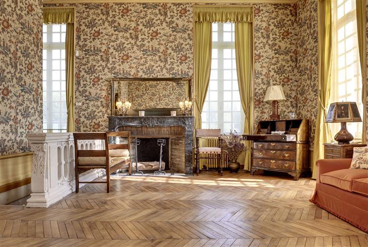 Pavillon Anne Morgan-Musée franco-américain (photo: Marc Poirier)