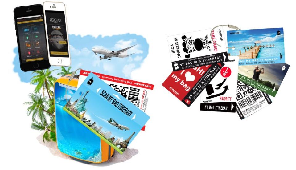 L'application Aerotag Tous Nomades est désormais disponible dans une nouvelle version - DR : TracerNet