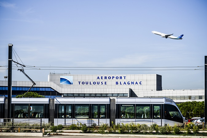 Plus de 683 000 passagers sont passés à l'aéroport de Toulouse-Blagnac en avril 2016 - Photo : © Guillaume Serpault / Aéroport Toulouse-Blagnac