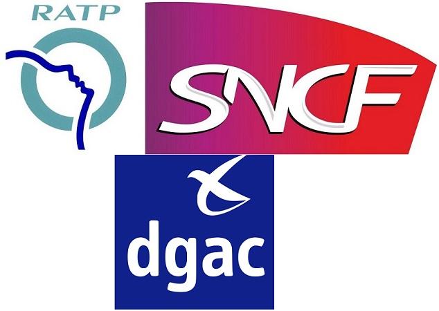 Grève SNCF, DGAC et RATP : journées noires à venir dans les transports