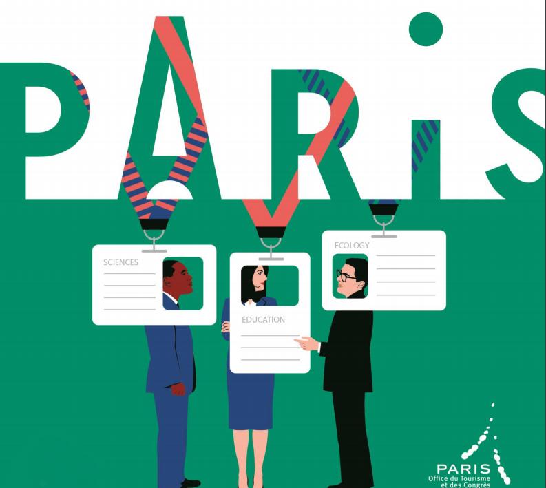 L'OTCP dresse le bilan de l'activité congrès dans la capitale en 2015 - DR : OTCP