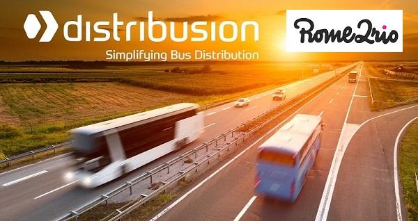 Rome2rio intègre l'autocar grâce à Distribusion