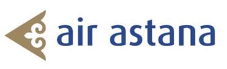 Air Astana contrainte d'annuler le lancement de ses vols vers Oulan-Bator