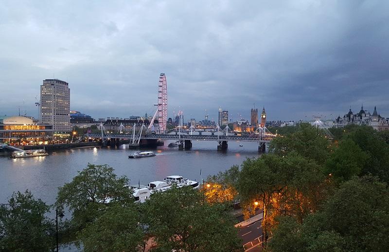 Londres: opération séduction réussie pour les pros de la région PACA