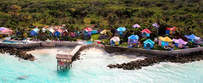 Hébergement aux Bahamas : Compass Point à Nassau, l'une des nouveautés de Tropicalement Vôtre - DR