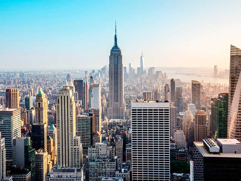 New York, la destination incontournable de la côte est des Etats-Unis