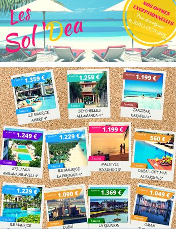 Solea Vacances fait gagner un voyage à Dubai