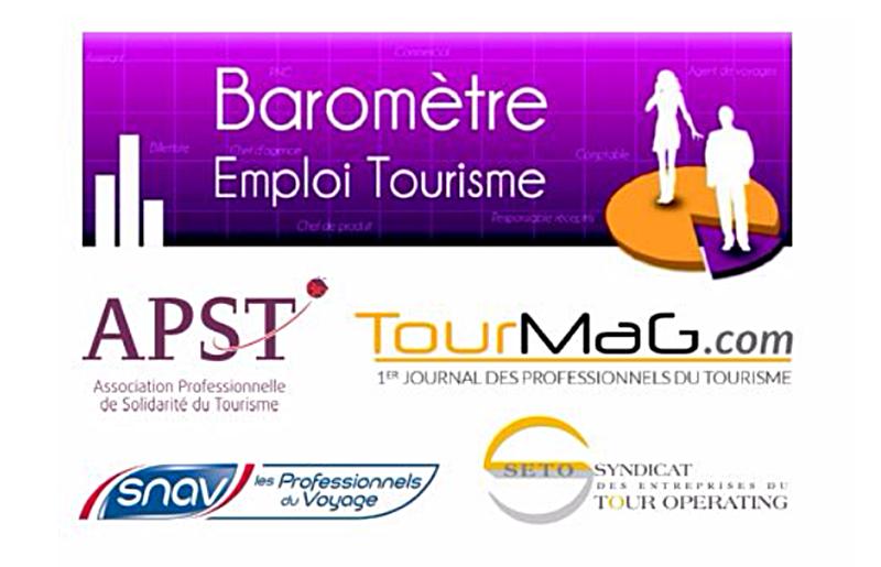 Les Entreprises du Voyage (Snav) et le SETO adhèrent au Baromètre Emploi Tourisme (BET)