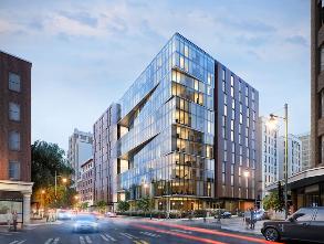 L'hôtel Thomson sera situé près de Pike Place Market - Photo DR
