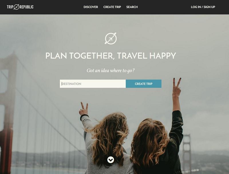 trip republic le planificateur de voyages veut conqu rir le march b2b. Black Bedroom Furniture Sets. Home Design Ideas