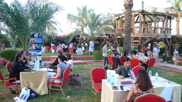 Workshop fournisseur dans les jardins du Framissima
