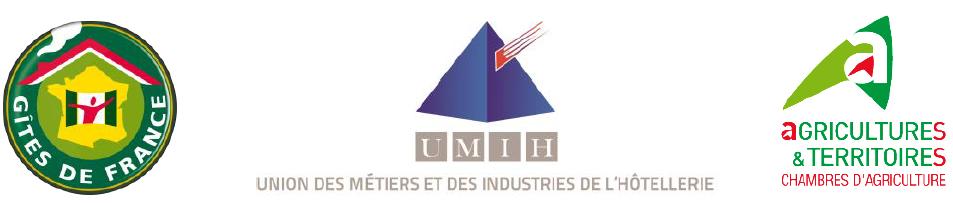 Salon des Maires de France : stand commun pour l'Umih, les Gîtes de France et Bienvenue à la Ferme