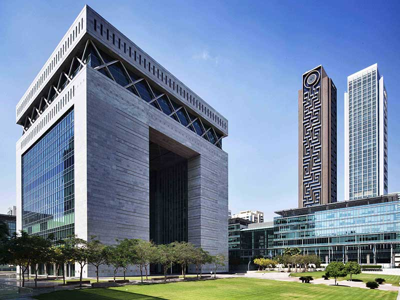 Le Centre financier International de Dubaï