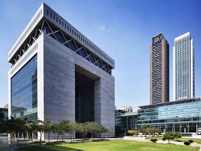 Le Centre financier International de Dubaï