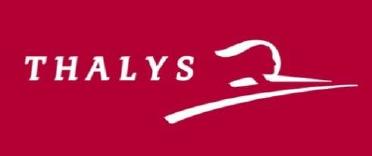 Le trafic des trains Thalys et Izy sera perturbé du 30 mai au 2 juin - Photo logo DR