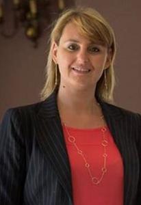 Alexandra Bacquié est la DG de l'Hôtel du Castellet - Photo DR