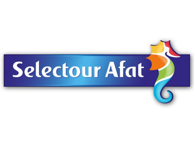 Selectour Afat s'est rendu au siège de IATA à Madrid pour apporter des éclaircissements sur les nouveaux criètres IATA qui vont entrer en vigueur le 1er juillet prochain - Logo Selectour Afat