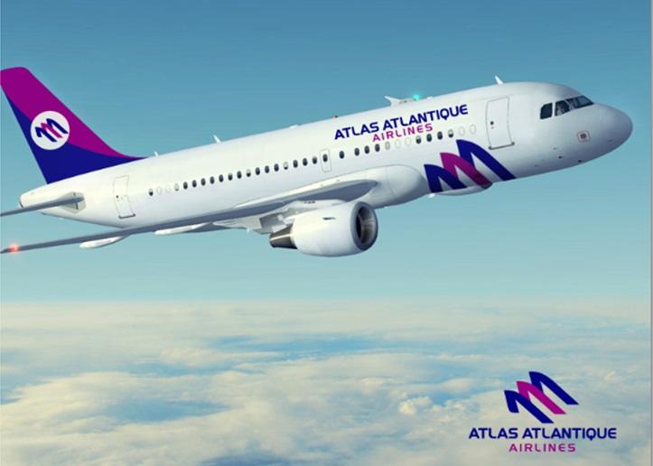 Atlas Atlantique Airlines ouvrira une ligne entre Beauvaix et Oran en Algérie - Photo Atlas Atlantique Airlines