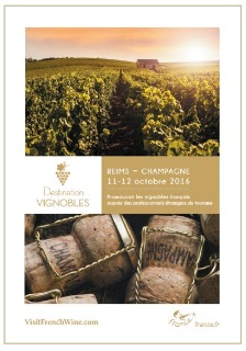 Destination Vignobles se tiendra à Reims en octobre