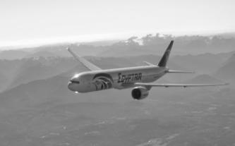 L'avion d'EgyptAir était en partance pour la Thaïlande - Photo : Egyptair