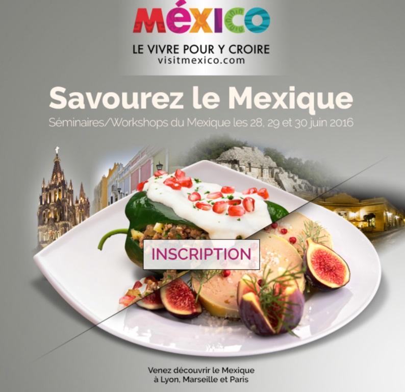 Pour participer aux soirées Mexique, inscrivez vous sur le site http://www.cycleseminairesdumexique.com - PhotoDR