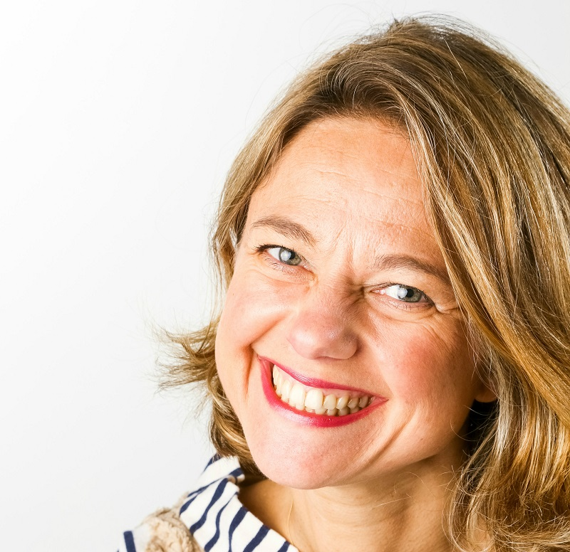 Carole Gölitz, Marketing Director of Frankreich-webazine - DR